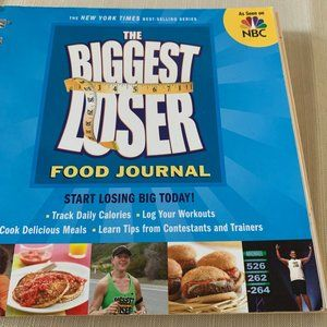 The Biggest Loser Food Plan and Journal